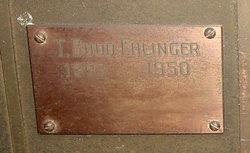 Thomas Budd Ehlinger