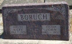 Mary <i>Tryba</i> Boruch