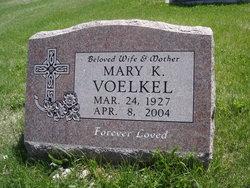 Mary Katherine <i>Keleher</i> Voelkel