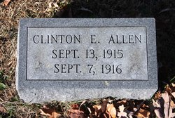 Clinton E. Allen