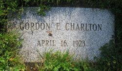 Gordon F Charlton