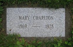 Mary Charlton