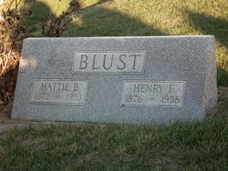 Henry Ferdinand Blust