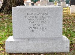 Sarah <i>Pegram</i> Brannigan