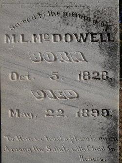 Miles L. McDowell