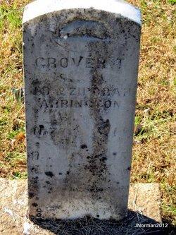 Grover T Arrington