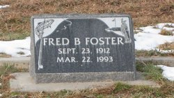 Fred Bond Foster