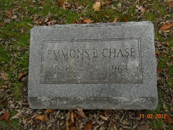 Emmons B Chase