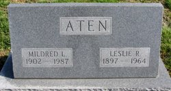 Mildred Louise <i>Curless</i> Aten