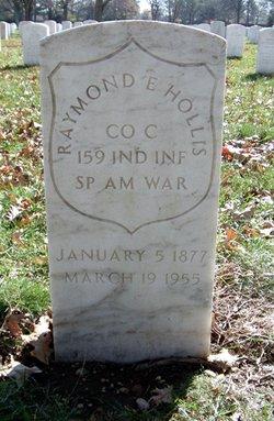 Raymond E Hollis