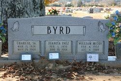 Juanita <i>Phillips</i> Byrd