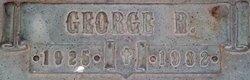 George Rupert G R Hendrix, Jr