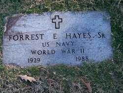 Forrest E. Hayes
