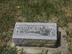 Melissa <i>Lindley</i> Atkinson