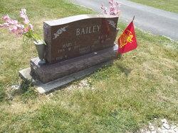 Mary L <i>Harmon</i> Bailey