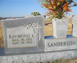 Raymond Floyd Sanderson