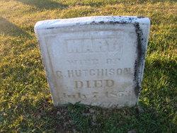 Mary <i>Laramore</i> Hutchison