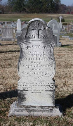 Mary Tish <i>Thomas</i> Edelen