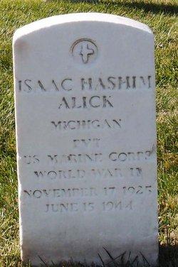 Isaac Hashim Alick