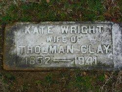 Kate <i>Wight</i> Clay