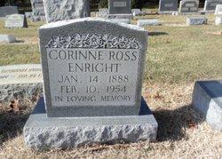 Corrine <i>Ross</i> Enright