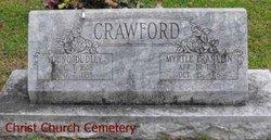 Myrtle <i>Franklin</i> Crawford