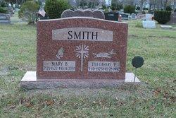 Theodore Edward Ted Smith