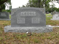 Walter A Crowe