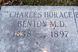 Charles H Benton