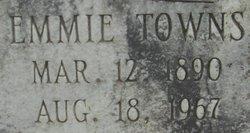 Emily Lee Emmie <i>Towns</i> Ballard