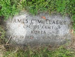 James Carl ( Uncle Jimmy ) Mullaevy