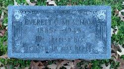 Everett Ottis Meacham