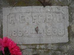 Francis Emil Freid
