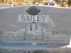 Joseph S. Bailey