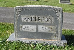 Mary M Anderson