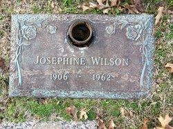 Josephine <i>Tabeling</i> Carmichael Wilson