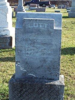 Henry W. Lott
