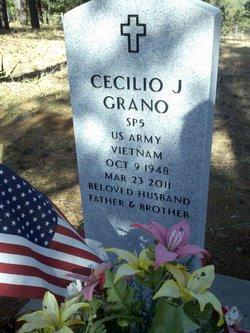 Cecilio J. Grano