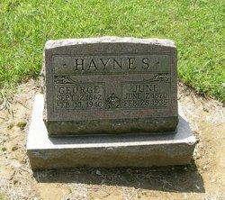 Mary Jane <i>Triplett</i> Haynes