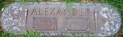 Nena Elizabeth <i>Kistler</i> Alexander