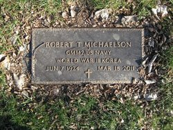 Robert Thomas Michaelson