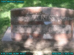 Ralph Fisher Varnes