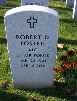 Robert D Foster