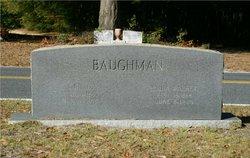 Lula <i>Walker</i> Baughman