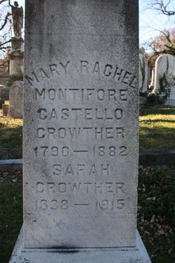 Mary Rachel <i>Castello</i> Crowther
