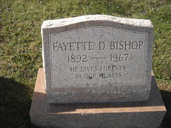 Fayette David Bishop