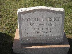 Fayette David Bishop