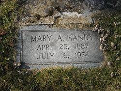 Mary Ada <i>Blevins</i> Handy
