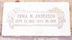 Erma <i>Michaelson</i> Anderson