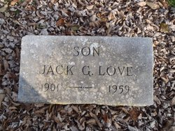 Jack G Love